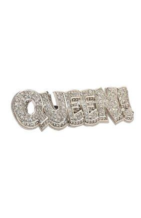 Кольцо Queen с отделкой кристаллами Swarovski | Фото №1