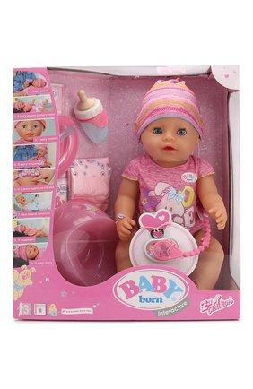 Игрушка интерактивная Baby Born | Фото №1