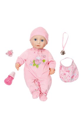 Детского кукла baby annabell ZAPF CREATION разноцветного цвета, арт. 794-821 | Фото 1