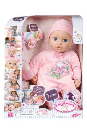 Детского кукла baby annabell ZAPF CREATION разноцветного цвета, арт. 794-821 | Фото 2