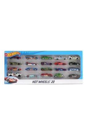 Игровой набор машин Hot Wheels | Фото №1