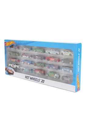 Детского игровой набор машин hot wheels MATTEL разноцветного цвета, арт. H7045   Фото 2
