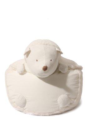 Детского игрушка-подушка еж TARTINE ET CHOCOLAT белого цвета, арт. T30608H | Фото 1