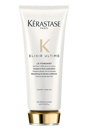 Преображающее волосы молочко на основе масел Elixir Ultime | Фото №1