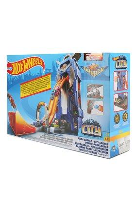 Детского набор hot wheels mega garage MATTEL разноцветного цвета, арт. FTB68   Фото 2