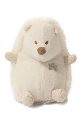 Детского плюшевая игрушка ежик TARTINE ET CHOCOLAT белого цвета, арт. T30120H | Фото 1