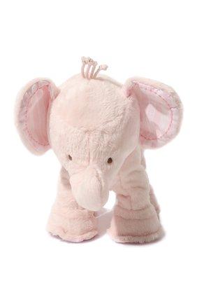 Детского плюшевая игрушка слон TARTINE ET CHOCOLAT светло-розового цвета, арт. T30210H | Фото 1
