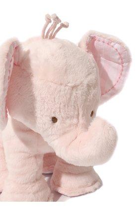 Детского плюшевая игрушка слон TARTINE ET CHOCOLAT светло-розового цвета, арт. T30210H | Фото 2