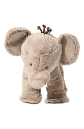 Детского плюшевая игрушка слон TARTINE ET CHOCOLAT бежевого цвета, арт. T30210H | Фото 1