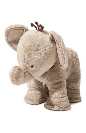 Детского плюшевая игрушка слон TARTINE ET CHOCOLAT бежевого цвета, арт. T30210H | Фото 2