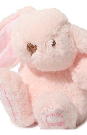 Детского плюшевая игрушка кролик TARTINE ET CHOCOLAT светло-розового цвета, арт. T30130H | Фото 2