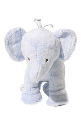 Детского плюшевая игрушка слон TARTINE ET CHOCOLAT голубого цвета, арт. T30210H | Фото 1