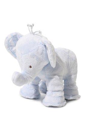 Детского плюшевая игрушка слон TARTINE ET CHOCOLAT голубого цвета, арт. T30210H | Фото 2
