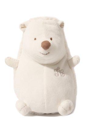 Детского плюшевая игрушка ежик TARTINE ET CHOCOLAT белого цвета, арт. T30220H | Фото 1