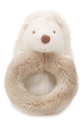 Детского плюшевая игрушка ежик TARTINE ET CHOCOLAT белого цвета, арт. T30600H | Фото 1