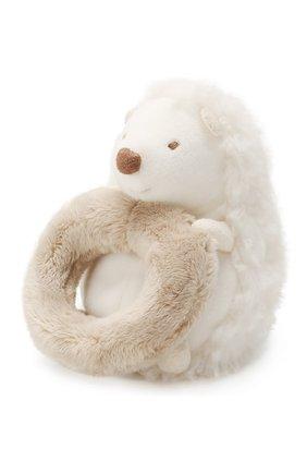 Детского плюшевая игрушка ежик TARTINE ET CHOCOLAT белого цвета, арт. T30600H | Фото 2