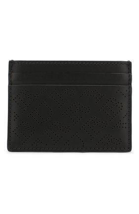 Кожаный футляр для кредитных карт с перфорацией | Фото №1
