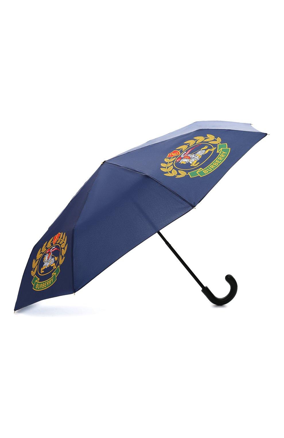 Складкой зонт с принтом | Фото №2