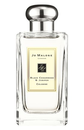 Женский одеколон black cedarwood & juniper JO MALONE LONDON бесцветного цвета, арт. L5G8-01   Фото 1