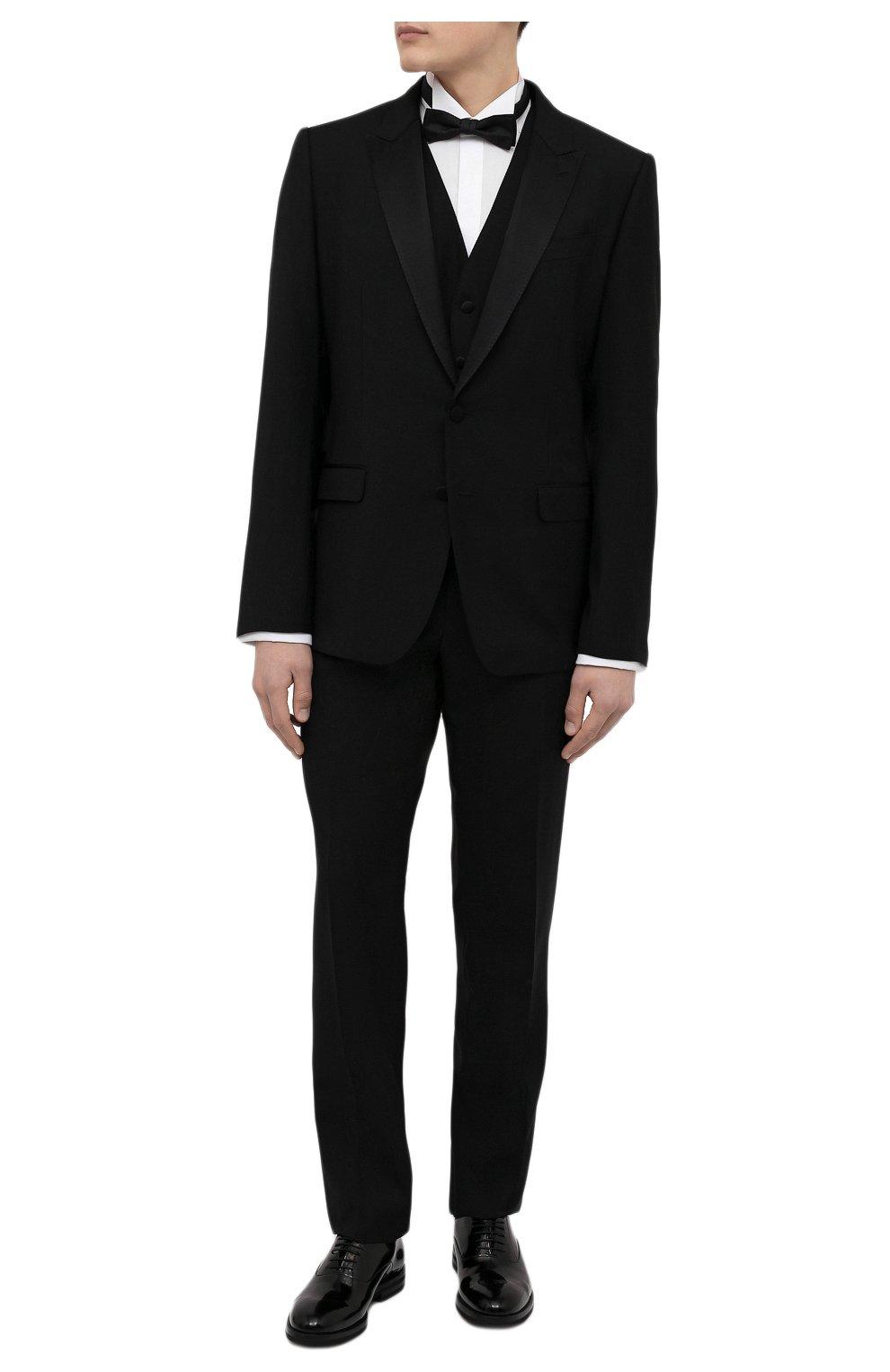 Мужская хлопковая сорочка VAN LAACK белого цвета, арт. GALA-DTF/130648 | Фото 2 (Рукава: Длинные; Длина (для топов): Стандартные; Материал внешний: Хлопок; Воротник: Бабочка; Статус проверки: Проверено)