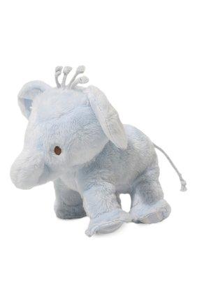Детского плюшевая игрушка слон TARTINE ET CHOCOLAT голубого цвета, арт. T30110H | Фото 1