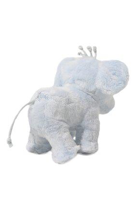 Детского плюшевая игрушка слон TARTINE ET CHOCOLAT голубого цвета, арт. T30110H | Фото 2