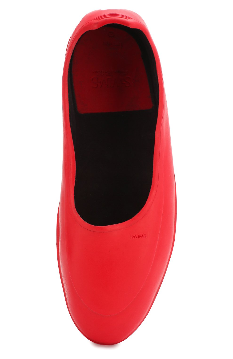 Мужские галоши SWIMS красного цвета, арт. 100 | Фото 5