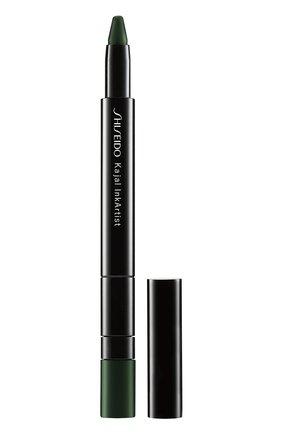 Многофункциональный карандаш-каял InkArtist, 06 Birodo Green | Фото №1