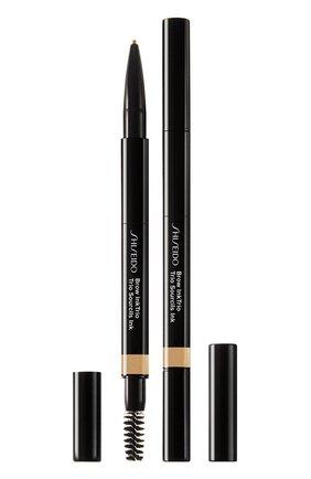 Моделирующий карандаш для бровей 3-в-1 InkTrio, 01 Blonde | Фото №1