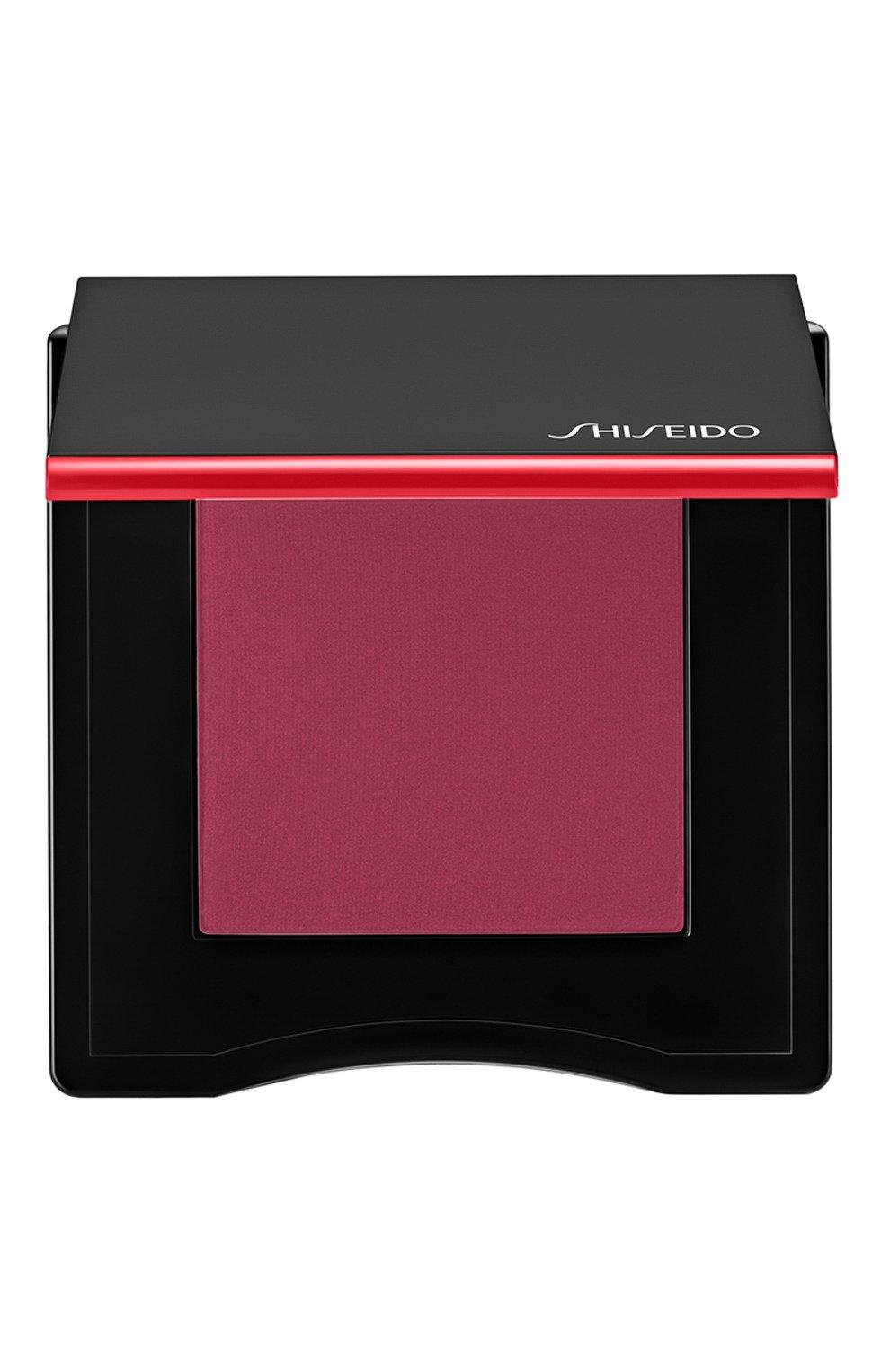 Женские румяна innerglow powder, 08 berry dawn SHISEIDO бесцветного цвета, арт. 14889SH | Фото 1