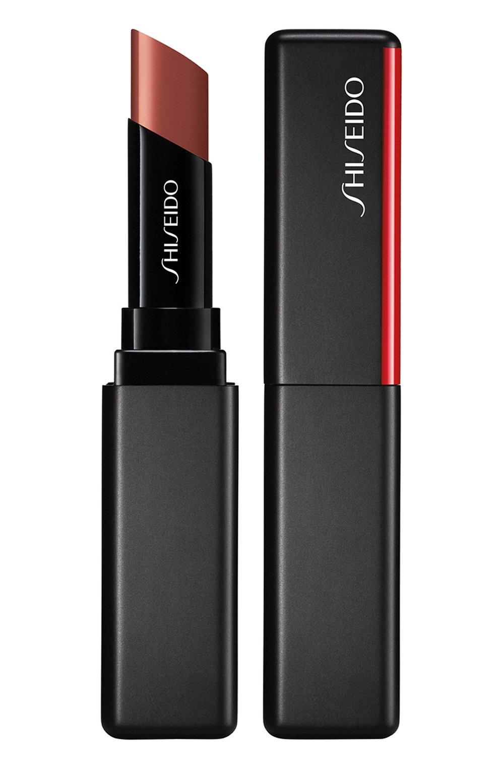 Женская помада для губ visionairy gel, 212 woodblock SHISEIDO бесцветного цвета, арт. 14812SH | Фото 1