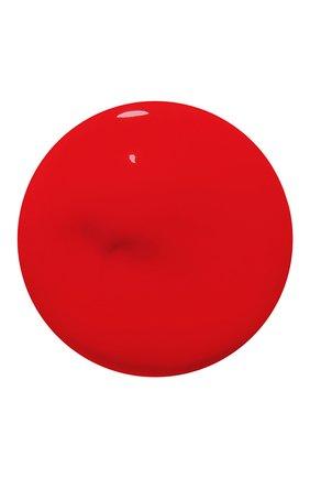 Женские лак-блеск для губ lacquerink, 304 techno red SHISEIDO бесцветного цвета, арт. 14827SH | Фото 2