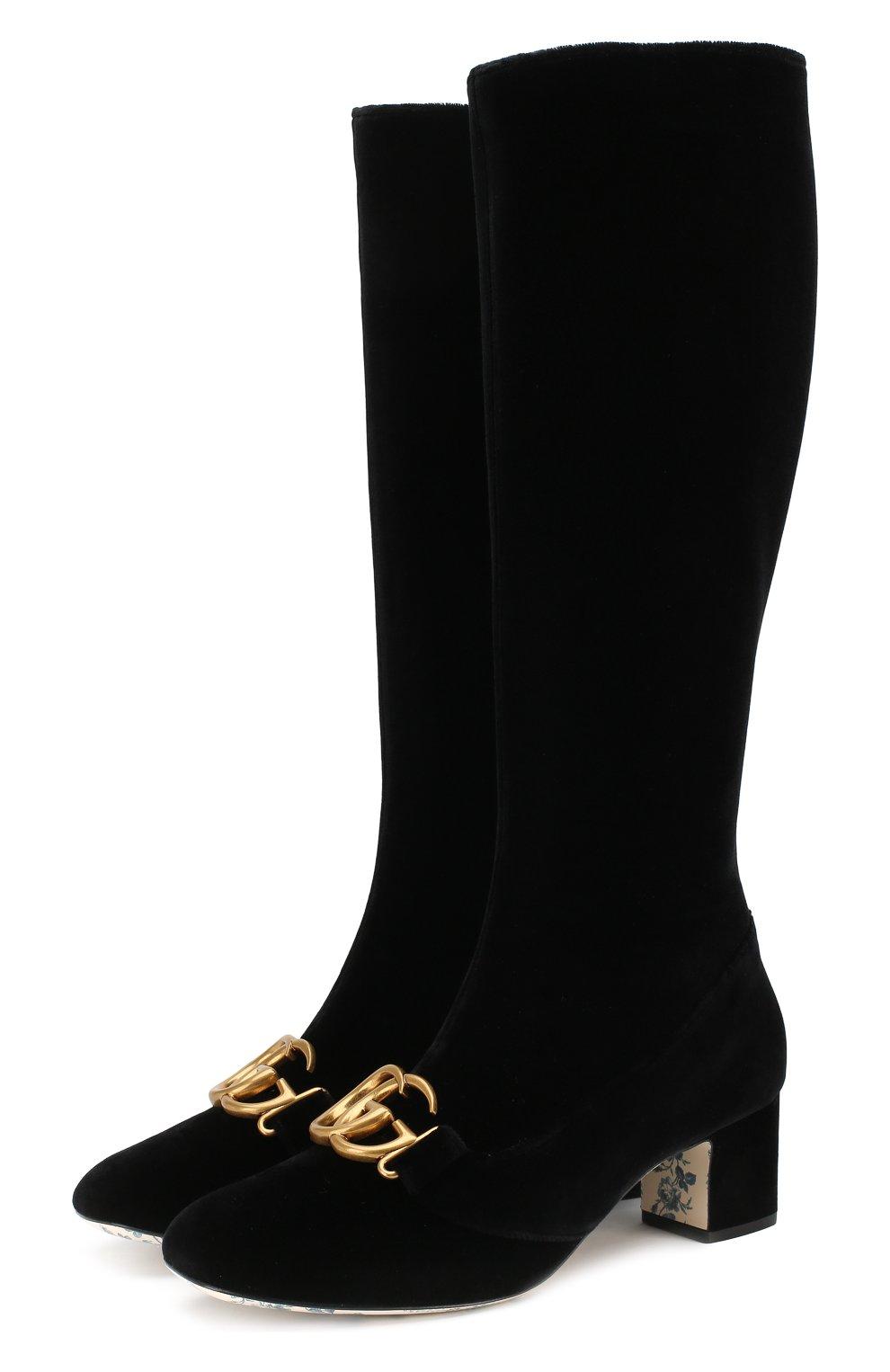 12629eb58b7f Женская обувь Gucci по цене от 17 650 руб. купить в интернет-магазине ЦУМ