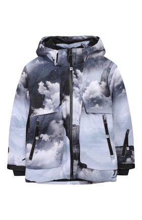 Куртка Alpine на молнии с капюшоном | Фото №1