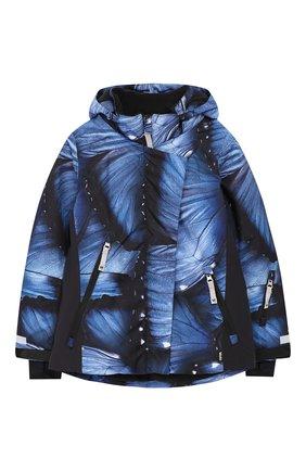 Куртка Pearson на молнии с капюшоном | Фото №1