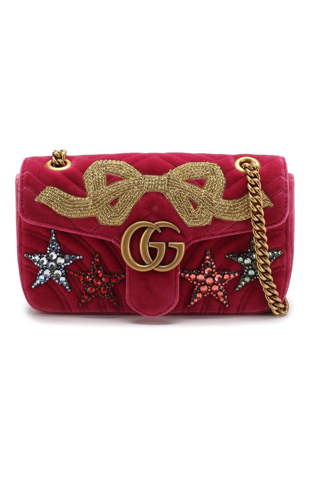 2138e7f5a5c7 Сумки Gucci по цене от 56 000 руб. купить в интернет-магазине ЦУМ