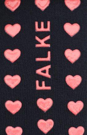 Детские носки FALKE темно-синего цвета, арт. 12081 | Фото 2