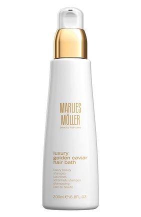 Шампунь для волос Luxury Golden Caviar Hair Bath | Фото №1
