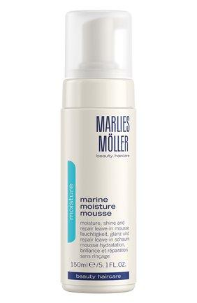 Женского увлажняющая пенка-мусс для волос MARLIES MOLLER бесцветного цвета, арт. 21066MM | Фото 1