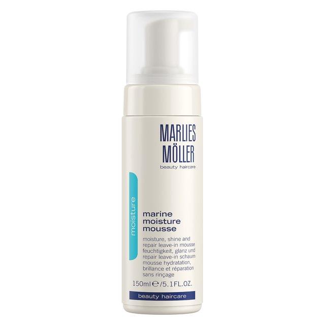 Увлажняющая пенка-мусс для волос Marlies Moller.