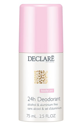 Женский роликовый дезодорант 24h deodorant DECLARE бесцветного цвета, арт. 714 | Фото 1