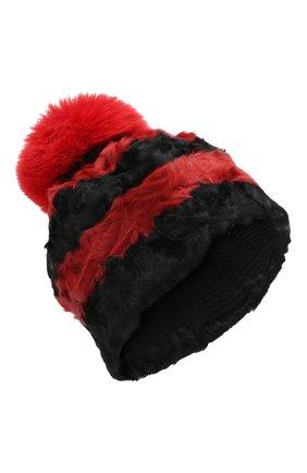Меховая шапка Moncler Grenoble | Фото №1