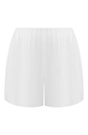Хлопковые шорты с эластичным поясом | Фото №1
