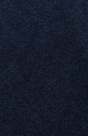 Мужской шерстяной галстук ANDREA CAMPAGNA синего цвета, арт. 757103/TIES | Фото 3