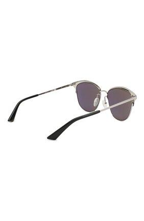 Женские солнцезащитные очки MCQ SWALLOW розового цвета, арт. MQ0106SK 002 | Фото 4