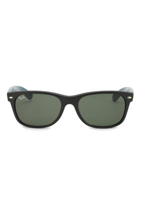 Мужские солнцезащитные очки RAY-BAN темно-коричневого цвета, арт. 2132-6182 | Фото 2
