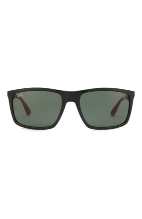 Мужские солнцезащитные очки RAY-BAN черного цвета, арт. 4228M-F60171 | Фото 2