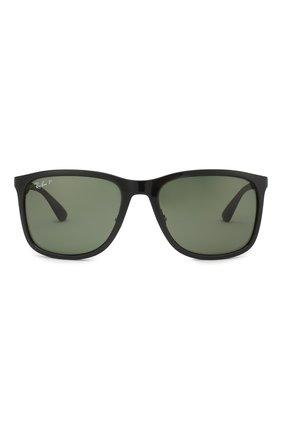 Мужские солнцезащитные очки RAY-BAN черного цвета, арт. 4313-601/9A | Фото 2