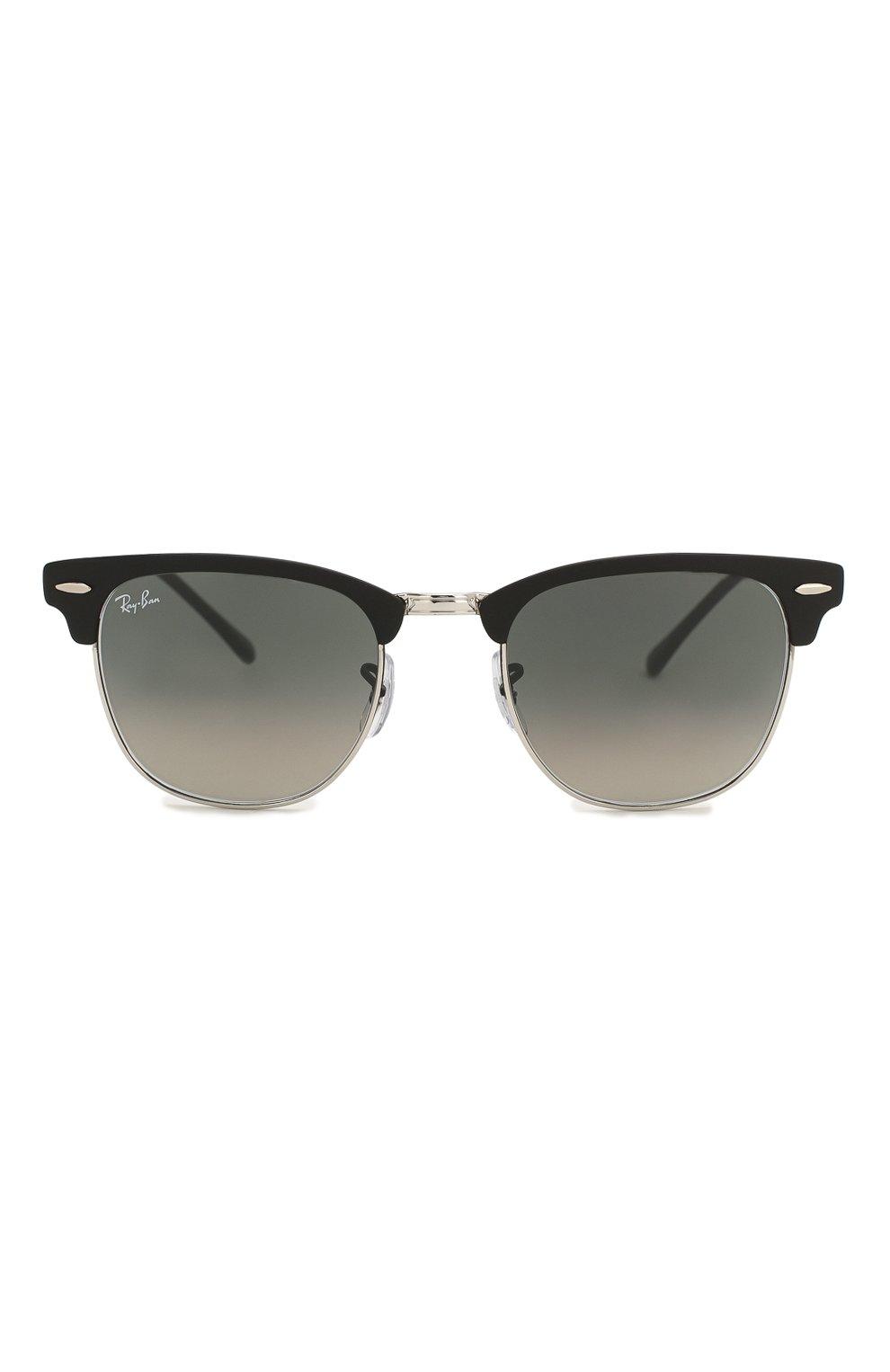 Солнцезащитные очки Ray-Ban серые | Фото №4