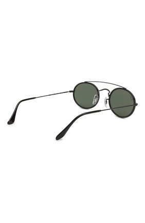 Мужские солнцезащитные очки RAY-BAN черного цвета, арт. 3847N-912031 | Фото 3